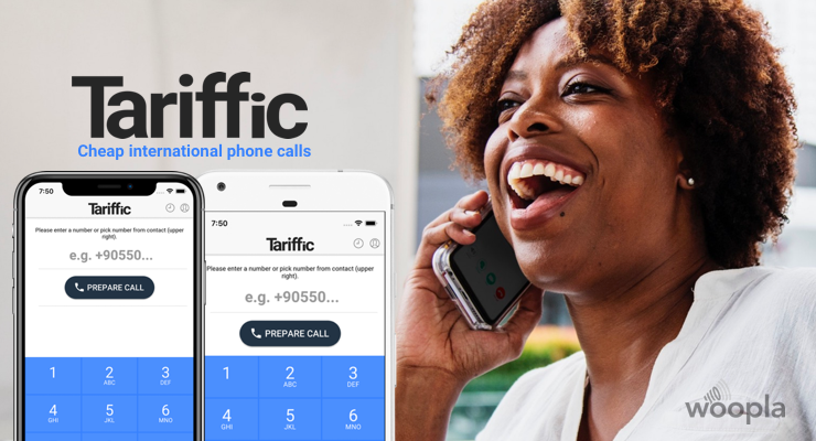 Tariffic for iPhone & Android